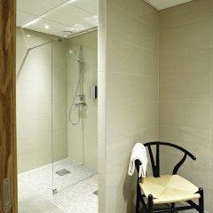 Отель The More Hotel Lund Швеция, Лунд - отзывы, цены и фото номеров - забронировать отель The More Hotel Lund онлайн ванная фото 2