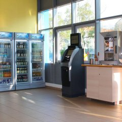 Отель a&o München Laim банкомат