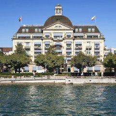 Отель Eden Au Lac Швейцария, Цюрих - отзывы, цены и фото номеров - забронировать отель Eden Au Lac онлайн пляж фото 2