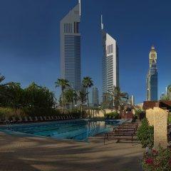 Апартаменты The Apartments Dubai World Trade Centre бассейн