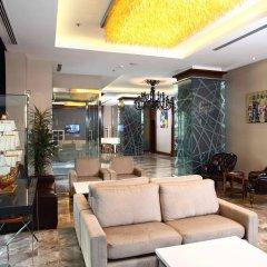 Отель ISTANBUL DORA интерьер отеля