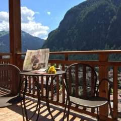 Hotel Stella Montis балкон