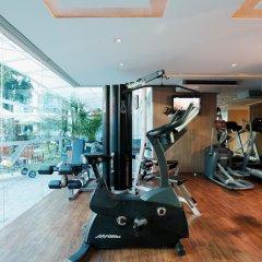 Centara Pattaya Hotel фитнесс-зал