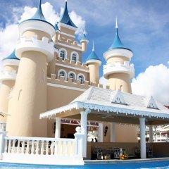 Отель Fantasia Bahia Principe Punta Cana - All Inclusive Доминикана, Пунта Кана - отзывы, цены и фото номеров - забронировать отель Fantasia Bahia Principe Punta Cana - All Inclusive онлайн гостиничный бар