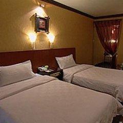 Отель New Gaoya Business Hotel Китай, Чжуншань - отзывы, цены и фото номеров - забронировать отель New Gaoya Business Hotel онлайн комната для гостей фото 3