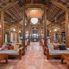 Отель Pilgrimage Village Hue Вьетнам, Хюэ - отзывы, цены и фото номеров - забронировать отель Pilgrimage Village Hue онлайн интерьер отеля фото 3