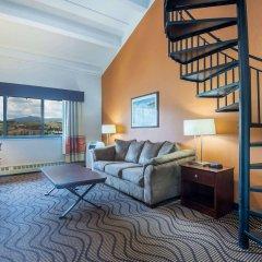Отель Quality Inn and Suites Summit County комната для гостей фото 4