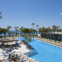 Barut Acanthus & Cennet Турция, Сиде - 2 отзыва об отеле, цены и фото номеров - забронировать отель Barut Acanthus & Cennet - All Inclusive онлайн бассейн