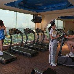 Отель Cinese Hotel Dongguan Китай, Дунгуань - 1 отзыв об отеле, цены и фото номеров - забронировать отель Cinese Hotel Dongguan онлайн фитнесс-зал