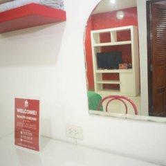 Отель Zen Rooms Mahajak Residence Бангкок сейф в номере