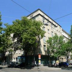 Апартаменты City Apartments Vienna - Stuwerstraße парковка