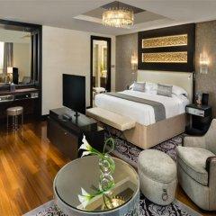 Отель Kempinski Mall Of The Emirates 5* Люкс с различными типами кроватей фото 3