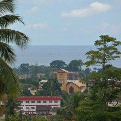 Отель New Brookfields Hotel Сьерра-Леоне, Фритаун - отзывы, цены и фото номеров - забронировать отель New Brookfields Hotel онлайн пляж