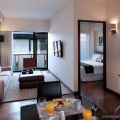 Отель Las Suites Campos Eliseos Мексика, Мехико - отзывы, цены и фото номеров - забронировать отель Las Suites Campos Eliseos онлайн комната для гостей фото 5