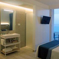 Отель Rocatel Испания, Канет-де-Мар - отзывы, цены и фото номеров - забронировать отель Rocatel онлайн комната для гостей фото 4