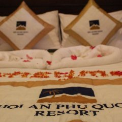 Отель Hoi An Phu Quoc Resort ванная фото 2