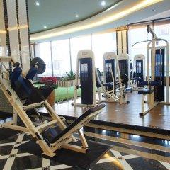 Отель Ktk Regent Suite Паттайя фитнесс-зал