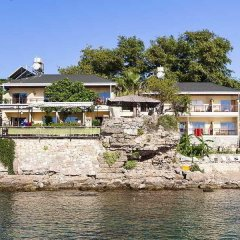 Kamer Motel Турция, Сиде - отзывы, цены и фото номеров - забронировать отель Kamer Motel онлайн приотельная территория