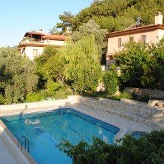 Отель Вилла Kleo Cottages бассейн фото 2