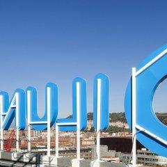 Отель Ilunion Hotel Bilbao Испания, Бильбао - 2 отзыва об отеле, цены и фото номеров - забронировать отель Ilunion Hotel Bilbao онлайн пляж