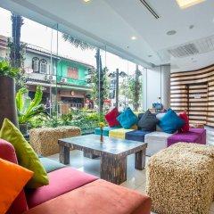 Nouvo City Hotel интерьер отеля фото 2