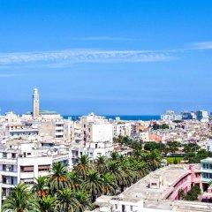 Отель Atlas Almohades Casablanca City Center пляж