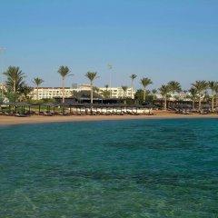 Отель Steigenberger Aqua Magic Red Sea пляж