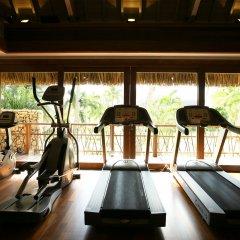 Отель InterContinental Bora Bora Resort and Thalasso Spa фитнесс-зал