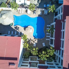 Отель Bahia Hotel & Beach House Мексика, Кабо-Сан-Лукас - отзывы, цены и фото номеров - забронировать отель Bahia Hotel & Beach House онлайн бассейн