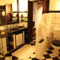 Отель CLINGENDAEL Канди ванная