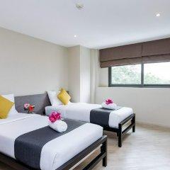 Отель Lucky House комната для гостей