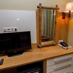 Гостиница La Terrassa 3* Стандартный номер с двуспальной кроватью фото 18