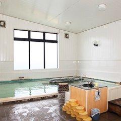 Отель Kakunodate Onsen Machiyado Neko no Suzu Дайсен бассейн