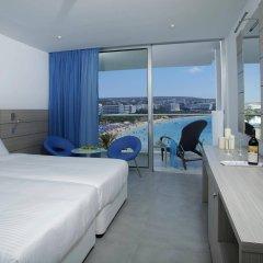 Limanaki Beach Hotel комната для гостей
