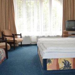 Отель Meran Чехия, Прага - 7 отзывов об отеле, цены и фото номеров - забронировать отель Meran онлайн комната для гостей фото 6
