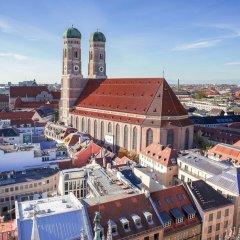 Отель Arthotel Ana Munich Messe Мюнхен балкон