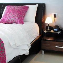 Отель Mareazul Family Beach Condohotel Плая-дель-Кармен комната для гостей