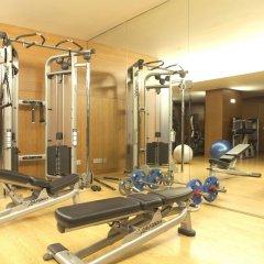 Hotel SB Diagonal Zero Barcelona фитнесс-зал фото 4