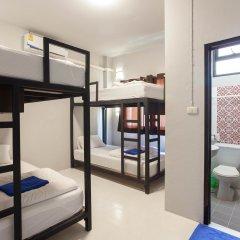 Отель Journey Guesthouse Таиланд, Пхукет - отзывы, цены и фото номеров - забронировать отель Journey Guesthouse онлайн комната для гостей фото 4