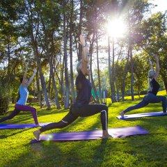 Отель Mirage Park Resort - All Inclusive фитнесс-зал