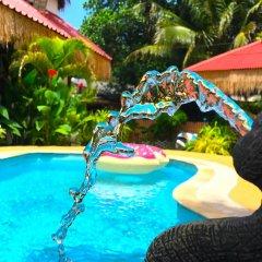 Отель Kantiang Oasis Resort And Spa Ланта бассейн