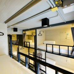 The Cube Hostel комната для гостей фото 3