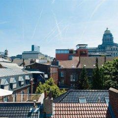 Отель Nancy Бельгия, Брюссель - отзывы, цены и фото номеров - забронировать отель Nancy онлайн балкон