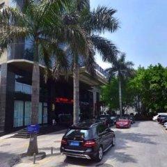 Отель Days Inn Hotspring Xiamen Сямынь парковка