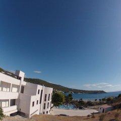 Отель Blue Fountain Греция, Эгина - отзывы, цены и фото номеров - забронировать отель Blue Fountain онлайн пляж