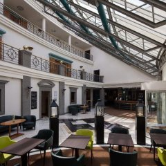 Seminaris Hotel Leipzig Лейпциг интерьер отеля фото 3