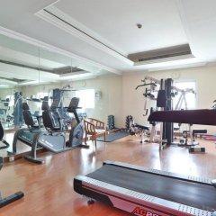 Отель Moon Valley Hotel apartments ОАЭ, Дубай - отзывы, цены и фото номеров - забронировать отель Moon Valley Hotel apartments онлайн фитнесс-зал фото 4