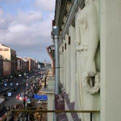 Гостиница Невский 98 в Санкт-Петербурге - забронировать гостиницу Невский 98, цены и фото номеров Санкт-Петербург балкон