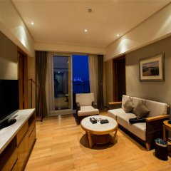 Отель Mingshen Golf & Bay Resort Sanya комната для гостей фото 3