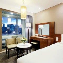 Отель PJ Myeongdong Южная Корея, Сеул - отзывы, цены и фото номеров - забронировать отель PJ Myeongdong онлайн комната для гостей фото 2